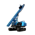 multifunction crawler piler solar power auger piling rig